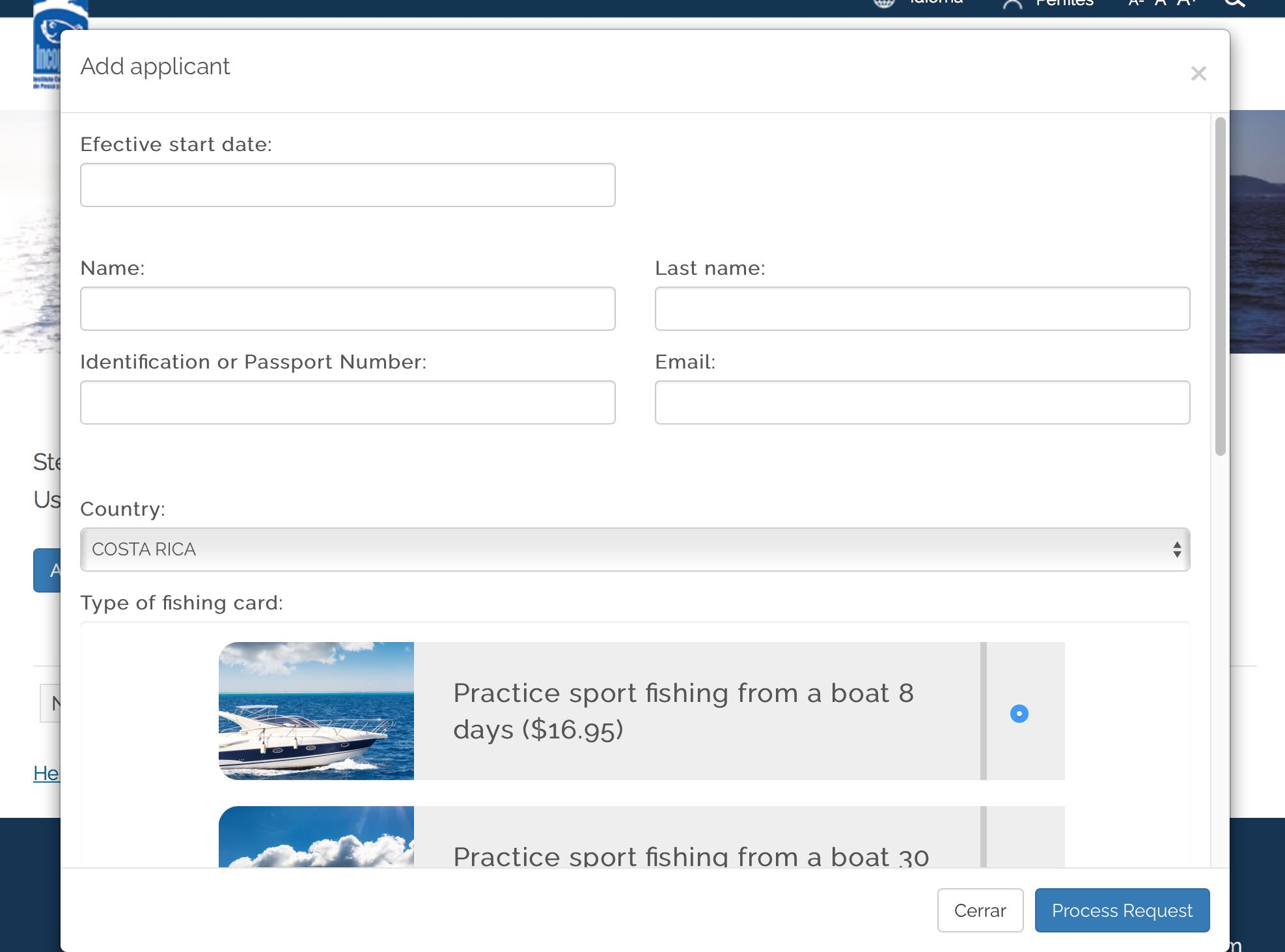 Incopesca_License_Application page3